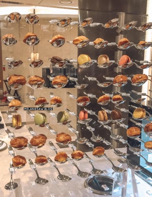 AirasiaXJeju landing buffet dessert by melaniesaw.blog