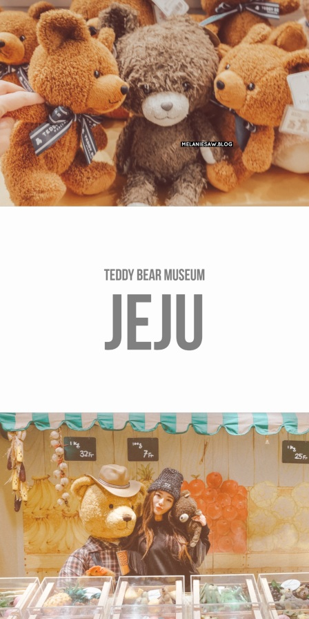 AirasiaXJeju teddy museum by melaniesaw.blog